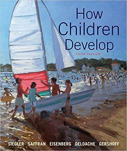 How Children Develop 5th edition